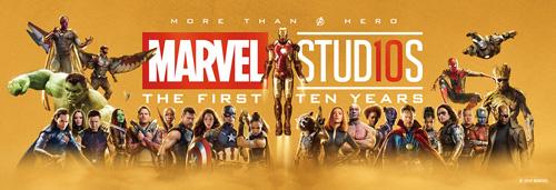 『『アイアンマン』から始まるMCUの10年振り返る貴重な特別映像解禁』