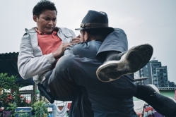 『やっぱり期待を裏切らない!トニー・ジャーのムエタイ殺法炸裂なアクション映像解禁』