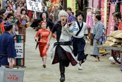 『『銀魂2』興収30億円突破の特大ヒット記念し新たなメイキング映像解禁』