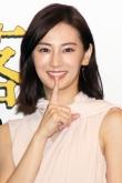 『北川景子「この作品はラブがテーマ」ときっぱり!』