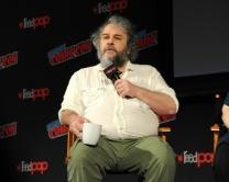 『ピーター・ジャクソンがNYコミコンで『移動都市/モータル・エンジン』の魅力を語る』