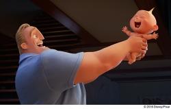 『育児にパパもヘトヘト!『インクレディブル・ファミリー』7分超のプレビュー映像』