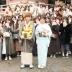 『キスマイ北山宏光、多部未華子と夫婦揃って和装姿でヒット祈願!』