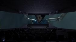 『モーターボールシーンが3面でド迫力!『アリータ:バトル・エンジェル』ScreenX特別映像解禁』