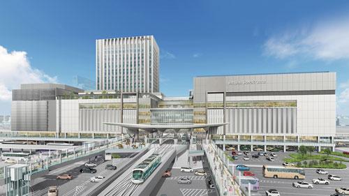 『松竹、2025年春開業の広島駅ビル内にシネコンを新規出店』
