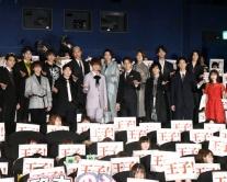 『片寄涼太、映画版『PRINCE OF LEGEND』見どころは「白濱亜嵐」』