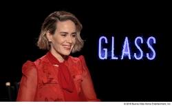 『『ミスター・ガラス』で精神分析医役のサラ・ポールソン、シャマラン監督作に出たくて必死だった』