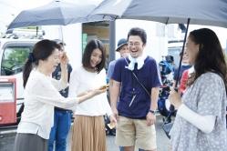 『蒼井優×竹内結子×『湯を沸かすほどの熱い愛』監督最新作メイキング解禁!』
