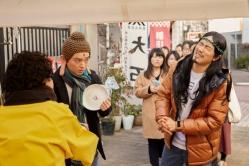 『松山ケンイチ×染谷将太『聖☆おにいさん』待望の続編、WEB予告解禁!』
