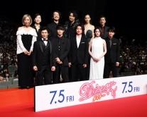『藤原竜也主演『Diner』豪華共演陣が蜷川実花監督を絶賛』