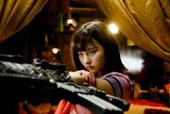 『『片腕マシンガール』をリブート!『爆裂魔神少女 バーストマシンガール』予告編解禁』