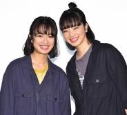 『小松菜奈&門脇麦、次に共演するなら姉妹役!? お姉さんはどっち?』