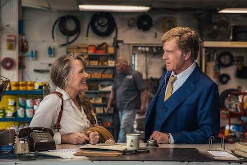 『悪あがきなしの容姿さえサマになる! レジェンド、レッドフォードの俳優引退作』