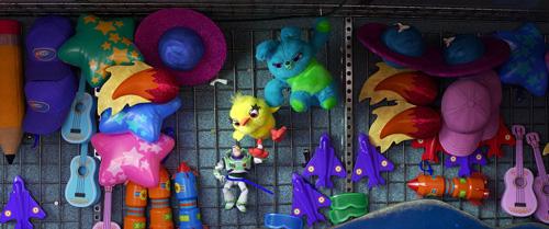 Toy Story 4 Benson