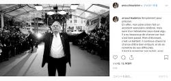 『脳卒中のアラン・ドロンがスイスで休養、病状も安定』