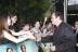 『ディカプリオもタランティーノ監督も「アリガトウ」と日本語で挨拶!』