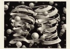 『トリックアートの巨匠エッシャー描くドキュメンタリー映画『エッシャー 視覚の魔術師』公開決定』