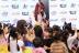 『成瀬瑛美と小原好美、『プリキュア』ダンス・イベントで子どもたちに囲まれ笑顔』