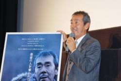 『『さまよう刃』舞台挨拶で寺尾聰が語った問題意識と演出への不満』