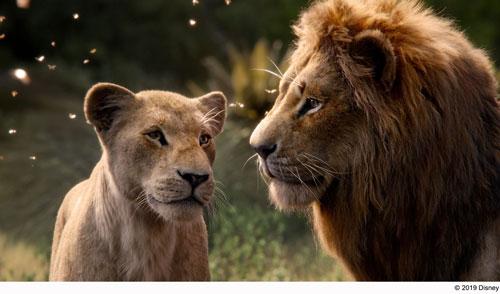『ビヨンセが「私が初めて泣いたディズニー映画よ」と『ライオン・キング』への思い語る』