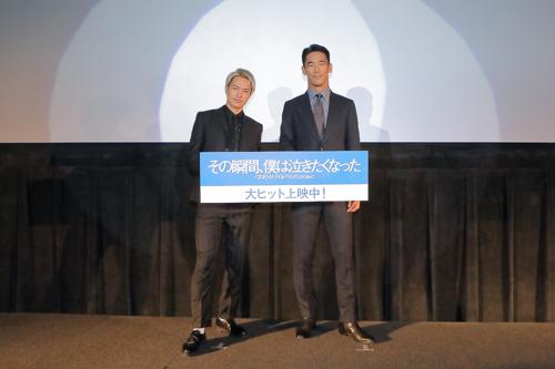 『AKIRA、役者デビューの今市隆二を称賛「演技していることが『Beautiful』」』