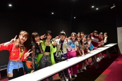 『NMB48シングル「初恋至上主義」発売記念イベントで難波鉄砲隊其之八とだんさぶる!が対決』
