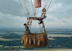 『『博士と彼女のセオリー』の2人が再タッグ、気球で人類の限界に挑む実話を熱演』