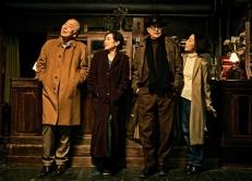 『石橋蓮司18年ぶりの主演作は激シブ共演陣とのハードボイルドコメディ』