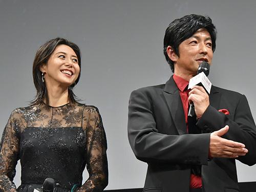 『大沢たかお、松嶋菜々子との共演前日は興奮して眠れなかった!?』