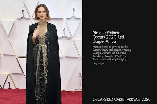 『豪華ドレスで社会問題を訴える! オスカー授賞式のドレス選びがステキ過ぎる』