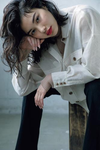 『一人称は「わい」の現役女子大生ハーフモデル・せたこが「JJ」レギュラーモデルに!』