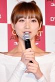 『篠田麻里子が第1子出産を報告「新しい命の誕生に感謝」』