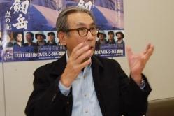 『『劔岳』の木村大作監督、「命をかけて作った」と熱弁。次回作にも意欲!?』